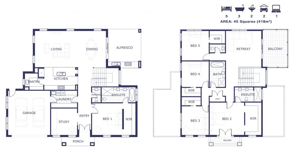Floor Plan - Jells Rd - Wheelers Hill