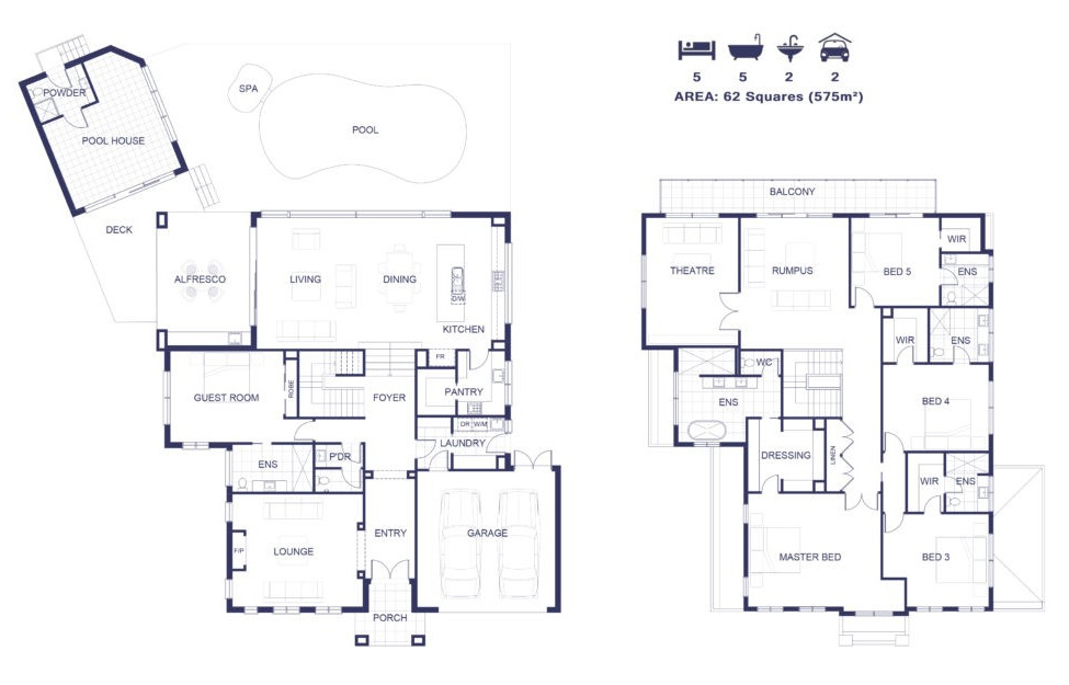 Floor Plan - Nestan Crt. - Glen Waverley